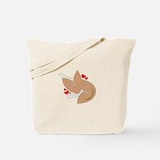 Valentine Fortune Tote Bag