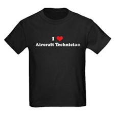 I Love Aircraft Technician T