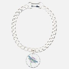 Whimsical Dragonfly Bracelet