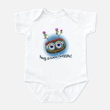 Hoots Toots Haggis 'Hugs' Infant Bodysuit
