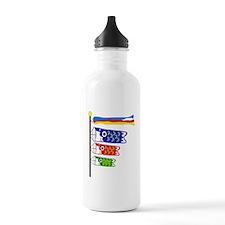 Koinobori Carp Streamers Water Bottle