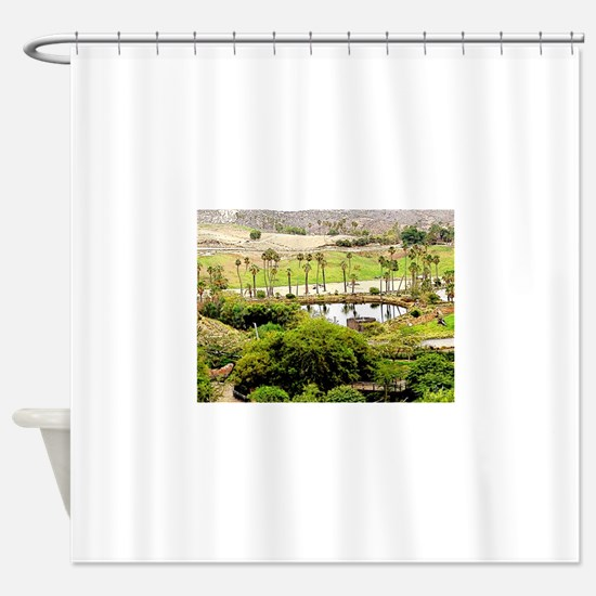 Landscape of Beauty Shower Curtain