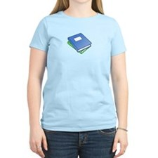 Two Textbooks T-Shirt
