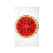 Watermelon 3'x5' Area Rug