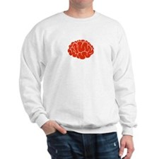 Red Brain Sweatshirt