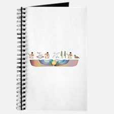 Dandie Hieroglyphs Journal