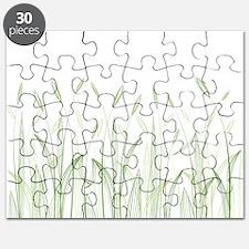 Delicate Grasses Puzzle