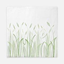 Delicate Grasses Queen Duvet