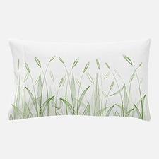 Delicate Grasses Pillow Case
