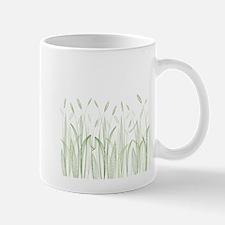Delicate Grasses Mugs