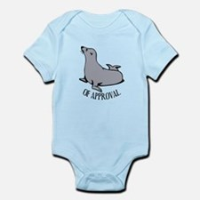 Seal of Approval Infant Bodysuit