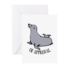 Seal of Approval Greeting Cards (Pk of 20)