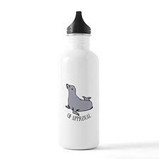 Seal of Approval Water Bottle