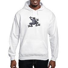 Diamond Frog Hoodie Sweatshirt