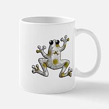 Daisy Frog Mug
