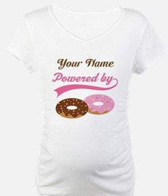 Powered By Doughnuts personalized Shirt