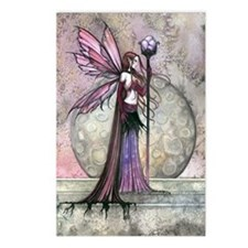Moon Dream Fairy Fantasy Art Postcards (Package of