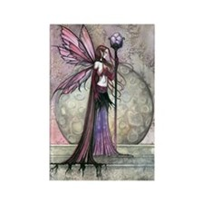 Moon Dream Fairy Fantasy Art Magnets