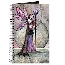 Moon Dream Fairy Fantasy Art Journal