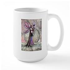 Moon Dream Fairy Fantasy Art Mugs