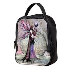 Moon Dream Fairy Fantasy Art Neoprene Lunch Bag