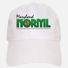 Maryland NORML Stuff Baseball Baseball Cap