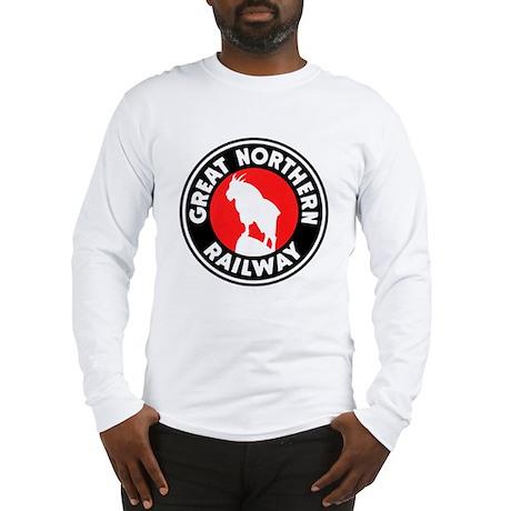 GN1936Logo2_dk Long Sleeve T-Shirt