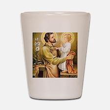Joseph & Jesus Shot Glass