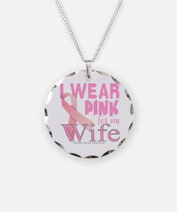Breast Cancer Awareness for  Necklace