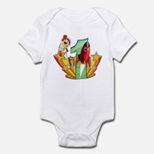 Rocket 1st Birthday Infant Bodysuit
