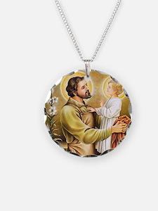 Joseph & Jesus Necklace