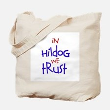 Hildog Tote Bag