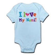 I Love My Noni Infant Bodysuit