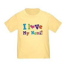 I Love My Noni T