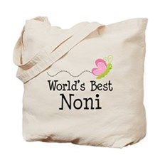 World's Best Noni Tote Bag