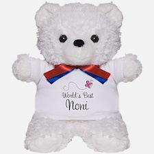 World's Best Noni Teddy Bear