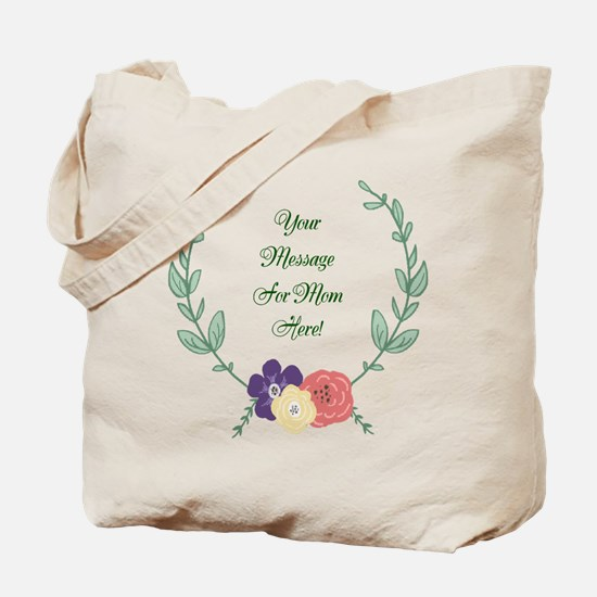 Personalize It Tote Bag