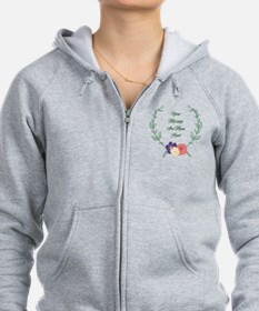 Personalize It Zip Hoodie