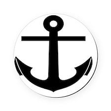 Anchor Cork Coaster