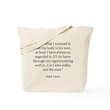 28 February 1901 Tote Bag