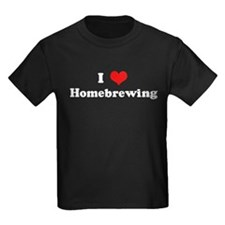 I Love Homebrewing T