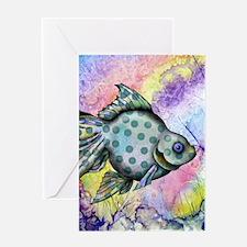 Wild Fish Greeting Cards