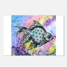 Wild Fish Postcards (Package of 8)