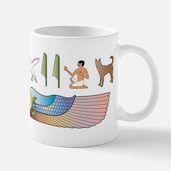Canaan Hieroglyphs Mug