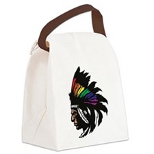 Indigenous Pride Canvas Lunch Bag