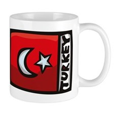 Turkish Flag Mug