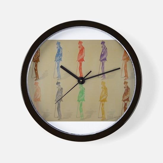 Cute Auld Wall Clock