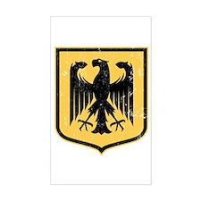 Strk3 German Eagle Rectangle Decal