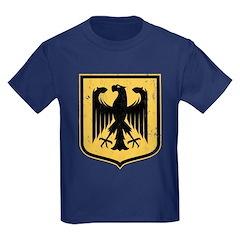 Strk3 German Eagle Kids Dark T-Shirt