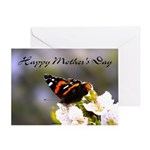 Butterfly Mother's Day Card Greeting Cards